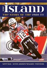 The Island - The Story of the 1980 TT (New DVD) Isle of Man David Wood