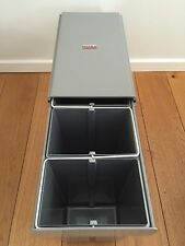Brand New Hafele Pull Out Kitchen Recycling Bin 3X10 Litres Soft Close