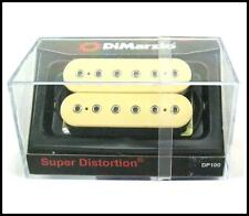 DiMarzio DP100CR Super Distortion Humbucker Guitar Pickup - Cream