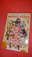 Puella Magi Madoka Magica vol. 1 manga MAGICA QUARTET english mahou shoujo