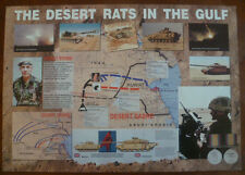 THE DESERT RATS IN THE GULF~1991~DESERT SABRE/STORM~1st (BR) ARMOURED DIVISION