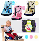 Baby Toddler Travel Dining Feeding High Chair Portable Foldable Booster Seat