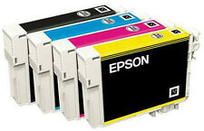 Genuine Epson T0556 Multipack Ink Cartridge T0551 T0552 T0553 T0554 TO556 Duck
