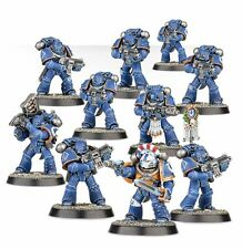 Warhammer 40K Betrayal At Calth: Space Marine Legion Tactical Squad