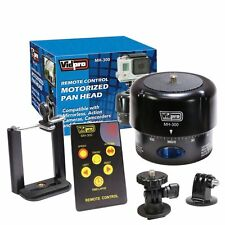 Vidpro 360-Degree Time-Lapse Photography Motorized Pan Remote For GoPro Camera