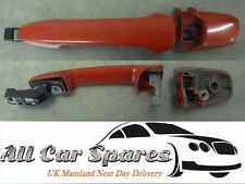 Mazda RX8/RX-8 - 2dr - Passenger Front - External Door Handle - Velocity Red 27A