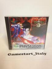 TEKKEN 3 PLATINUM - SONY PS1 PLAYSTATION - NEW PAL VERSION