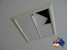 ENERGY SAVING CEILING AIR CON VENT / GRILL OUTLET INSULATION KIT