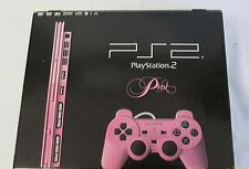 Playstation 2 Console Pink PS2 Japan *GREAT CONDITION - BOXED - GOOD BOX*