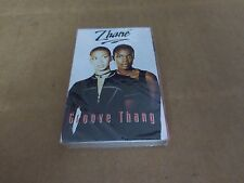 ZHANE' GROOVE THANG FACTORY SEALED CASSETTE SINGLE