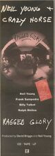 15/9/90 Pgn52 Advert: Neil Young & Crazy Horse New Album ragged Glory 15x5