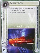 Android Netrunner LCG - 1x #038 Watchtower - Station One