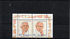 Penrhyn Cook Islands 2011 MNH Beatification Pope John Paul II 2v Set Popes