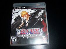 Replacement Case (NO GAME) BLEACH: SOUL RESURRECCION PLAYSTATION 3 PS3