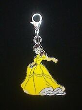 Disney Princess Belle Beauty And The Beast Clip-On Charm