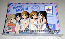 K-ON,PAPER PLASTIC STORAGE FOLDER,CUTE,DURABLE,NEW,UNUSED,ANIME,HO-KAGO TEA TIME
