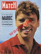 Paris Match n°330 du 23/07/1955 Maroc Glaoui Alexandre le grand Charly Gaul