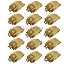 15 X U-2E, U20E, U20AB Bolsas de Vacío Para Panasonic MC-E586 MC-E587 MC-E588 Hoover