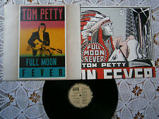 TOM PETTY FULL MOON FEVER EXTRA RARE ORIGIN EX YUGOSLAV 1ST PRESS 1989 EX/NM-/EX