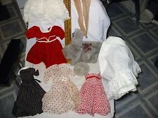 vintage madame alexander cissy doll/accessories/dresses!1950's?lot/1/Jane Miller
