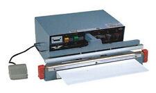 """18"""" Impulse Automatic / Manual Sealer 10 mm Heat Seal Plastic Bag Heat Sealing"""