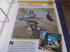 Faszination 4 96 Grumman OV 1 Mohawk Gefechtsfeldaufklärung