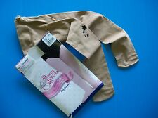NEW BODY WRAPPERS C86 Girls Tights Jazzy Tan Princess Aurora Right Tight S/M 4-7