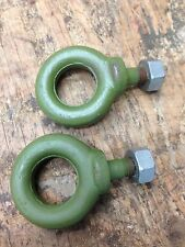 Jeep Willys MB Ford GPW Pintle Hook Eye Bolt Set G-503