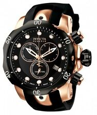 Invicta Men's 5733 Reserve Collection Rose Gold-Tone Chronograph Watch,New