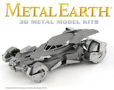 Fascinations Metal Earth Batman Vs Superman Batmobile 3D Model Kit