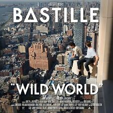 BASTILLE WILD WORLD 2 X VINYL LP + BOOKLET SEALED corner tear