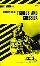 Troilus and Cressida (Cliffs Notes) Lowers, James K. Paperback