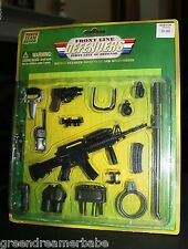 Power Team Elite 12 in Accessory Pack 2005 Front Line Defenders