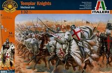 Italeri 6881 54mm Templar Knights 1/32 scale