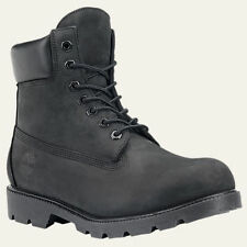 MEN'S 6 INCH BASIC WATERPROOF BOOTS W/PADDED COLLAR US SIZE 12 STYLE# 19039