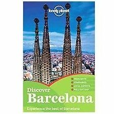 Discover Barcelona (City Guide)-ExLibrary