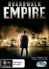 Boardwalk Empire : Season 1 (DVD, 2012, 5-Disc Set)