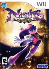 NiGHTS: Journey of Dreams - Nintendo  Wii Game