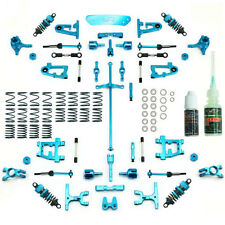 Yeah Racing Tamiya TT-01 / TT-01E Ultimate Aluminum Conversion Kit CK-TT01/EV2BU