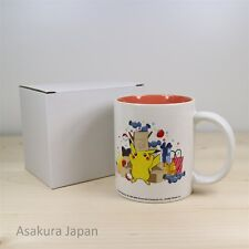 Pokemon Center Online Campaign Pikachu Mug Red ver. cup From Japan