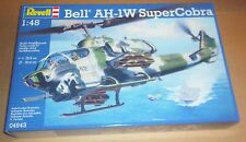 Revell bell AH-1W super cobra 1:48 scale model kit hélicoptère d'attaque us marines