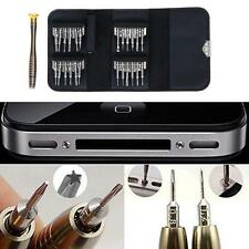25 in 1 Opening Tools Screwdriver Kit For iPhone Series Computer Camera Watch