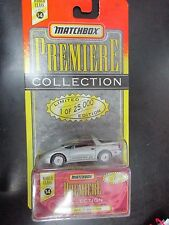 MATCHBOX PREMIERE COLLECTION SERIES 14 RAM AIR FIREBIRD NIB