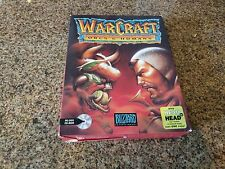 WarCraft: Orcs & Humans MS-DOS CD-ROM PC (1994)