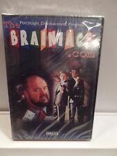 SEALED 2003 BRAINIACS.COM DVD Porchlight Families Feature Film
