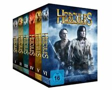 HERCULES THE LEGENDARY JOURNEYS DVD COMPLETE CULT TV SERIES SEASONS 1-6 BOX SETS