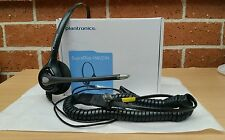 PLANTRONICS HW251N SUPRAPLUS WIDEBAND MONAURAL NOISE CANCELLING HEADSET