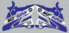 Graphics for 2016 Yamaha YZ125 YZ 125 Shroud  Decal