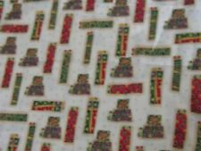 Jo Ann Fabrics Christmas holiday packages gifts novelty classic fabric material