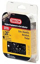Oregon 20Inch Vanguard Chain Saw Chain Fits Homelite, McCulloch, Poulan D70, New